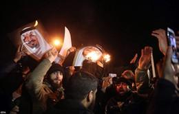 Iran bắt giữ khoảng 100 đối tượng vụ tấn công ĐSQ Saudi Arabia