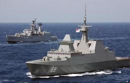 Iran phản đối Saudi Arabia tập trận tại Hormuz