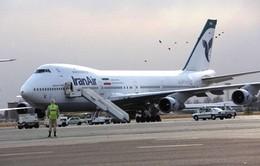 Nhiều hãng hàng không châu Âu sẵn sàng nối lại đường bay tới Iran