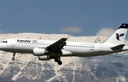Iran chính thức mua 100 máy bay Airbus