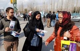 Iran chuẩn bị cho bầu cử Quốc hội