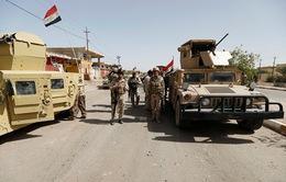 Quân đội Iraq chiếm ưu thế trước IS ở Mosul