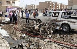 Đánh bom hàng loạt tại Iraq, nhiều người thương vong