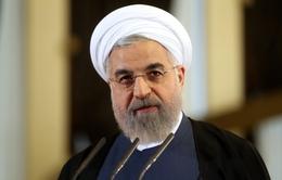 Tổng thống Iran ca ngợi Fidel Castro là nhân vật kiệt xuất