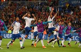 EURO 2016, Bỉ 0-2 Italy: Giaccherini, Pelle lập công, Italy thắng thuyết phục