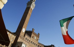 Eurogroup tin nền kinh tế Italy đủ mạnh để trụ vững