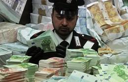 Cảnh sát Italy thu giữ 7 triệu Euro tiền giả