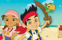 """""""Jake và những cướp biển vùng đất thần tiên"""" lên sóng VTV2"""
