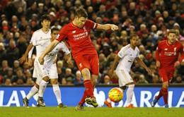James Milner - Kỷ lục gia trên chấm phạt đền của Liverpool