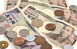Đồng Yên Nhật lên mức cao nhất trong 17 tháng qua