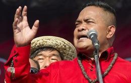 Tòa án Tối cao Thái Lan giữ nguyên mức phạt thủ lĩnh Áo Đỏ