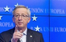 Chủ tịch EC bác bỏ khả năng tan rã của EU