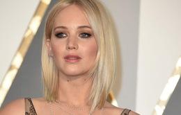 Jennifer Lawrence có thu nhập cao nhất thế giới năm 2015