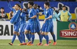 Ramires dính thẻ đỏ, đại gia Trung Quốc thắng kịch tính ĐKVĐ K.League
