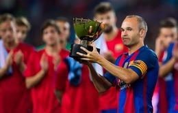 Lộ bến đỗ của Iniesta khi chia tay Barcelona