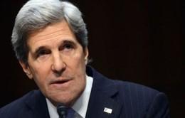Ngoại trưởng Mỹ John Kerry thăm Nga