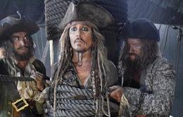 Những tên cướp biển vùng Caribbean 5, Johnny Depp sẽ ít đất diễn hơn