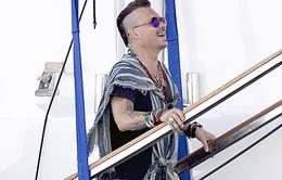 Johnny Depp tươi phơi phới tại thiên đường Ibiza