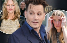 Johnny Depp tái hợp với tình cũ 14 năm?