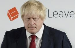 Cựu Thị trưởng London Boris Johnson không ứng cử Thủ tướng Anh
