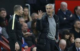 Jose Mourinho bị cấm chỉ đạo 1 trận tại giải Ngoại hạng Anh