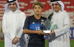 Sao U19 Nhật Bản nghi là gốc Việt đoạt danh hiệu Cầu thủ xuất sắc nhất giải U19 châu Á