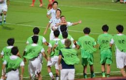 """HLV U19 Nhật Bản, Uchiyama: """"Chúng tôi rất tự tin và chơi bóng theo cách mình muốn"""""""