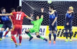HLV ĐT futsal Nhật Bản ngả mũ trước tinh thần quật cường của Việt Nam