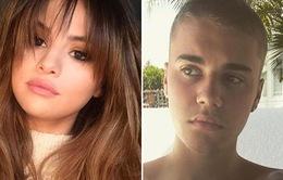 Justin Bieber mê mẩn tóc mới của Selena Gomez?
