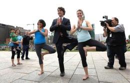 Thủ tướng Canada Justin Trudeau - Nhà lãnh đạo yêu thể thao