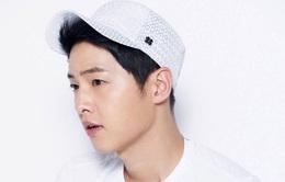 Song Joong Ki: Diện đồ đơn giản nhưng vẫn đẹp trai rạng ngời