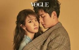 YoonA (SNSD) lạnh lùng bên người tình mới