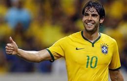 Bị loại khỏi ĐT Brazil dự CA 2016, Kaka bất ngờ khen ngợi HLV Dunga