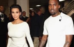 Kim siêu vòng 3 phủ nhận ly hôn với Kanye West