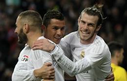 Có gì đó không ổn ở Real Madrid