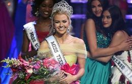 Vừa trao vương miện, Miss Teen Mỹ 2016 đã dính lùm xùm