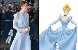 Công nương Anh sở hữu nhiều bộ cánh đẹp như váy công chúa Disney