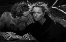 Kate Moss: Vẫn hoang dã và ngỗ ngược
