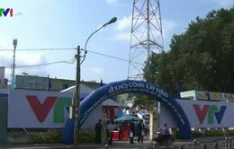 Khởi công Trung tâm sản xuất chương trình của Đài THVN tại TP.HCM