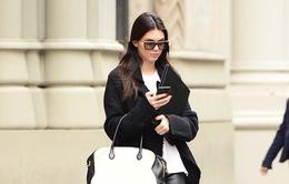 """""""Săm soi"""" phong cách thời trang Thu - Đông của Kendall Jenner"""