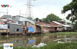 TP.HCM thống nhất phương án di dời dân sống ven kênh rạch