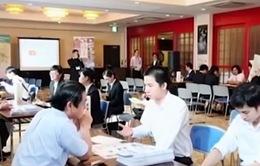 Kết nối việc làm cho sinh viên Việt Nam tại Nhật Bản