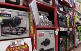 Nhật Bản: Người dân đổ xô mua két sắt để cất tiền
