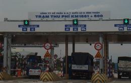 Giảm phí đường bộ Quốc lộ 1 qua Bình Thuận