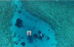 Khách sạn dưới nước tại Tanzania hút khách du lịch