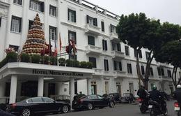 8 khách sạn được chọn là cơ sở cách ly thu phí tại Hà Nội