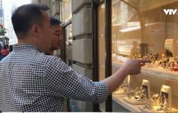 Giới nhà giàu Trung Quốc đổ xô sang Mỹ mua sắm