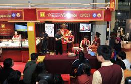 Tưng bừng Hội chợ xuân 2016 cùng Bảo Tín Minh Châu