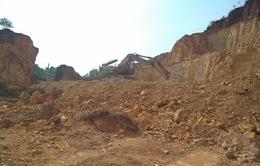 Quảng Bình: Khai thác khoáng sản trái phép uy hiếp đường dây 500kV