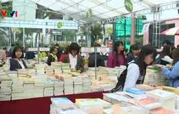 Hội sách Mùa xuân 2016 - điểm hẹn lý tưởng cho những người yêu sách